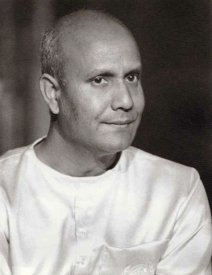 portrait-ckg-sri-chinmoy-b&w