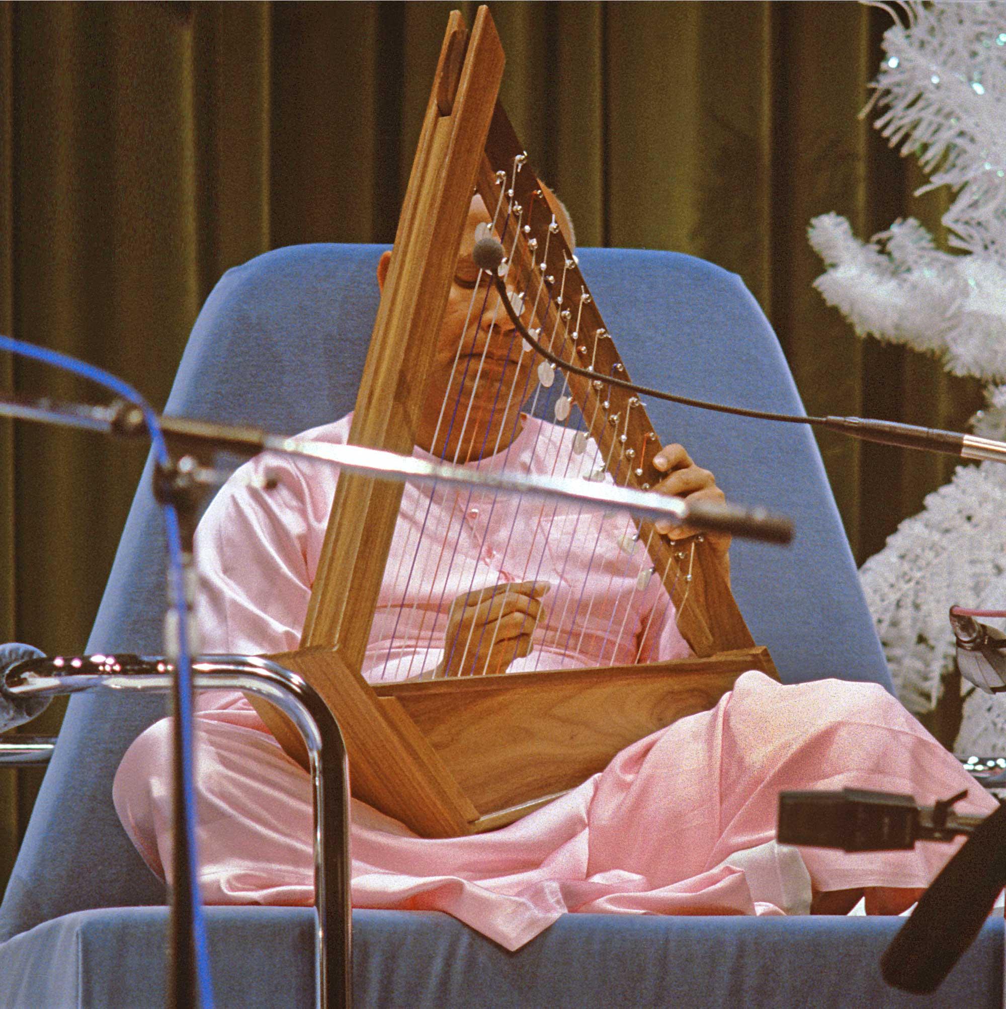 harp-sri-chinmoy
