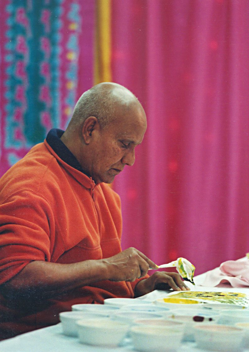 Painting-sri-chinmoy